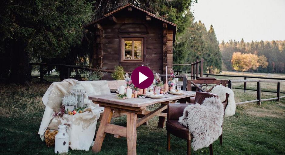 Video - Zu Füßen des Hoherodskopf – Die Taufsteinhütte im Vogelsberg