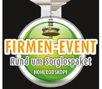 Rundum Sorglospaket - Firmen-Event