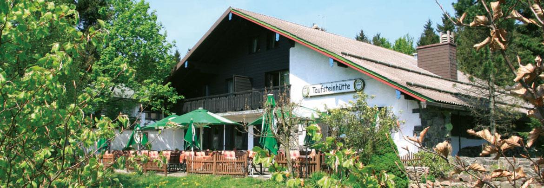 Taufsteinhütte